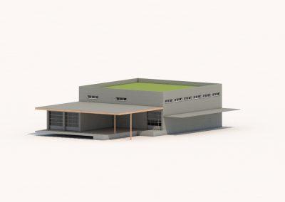 Anbau Lagerhalle Altstätten