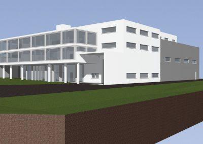 Firmengebäude Altstätten