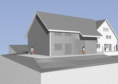 Sanierung Bauernhaus Berneck