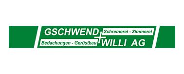 Gschwend + Willi AG